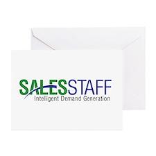 Salesstaff Greeting Cards
