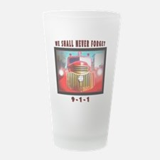 Funny Old dodge trucks Frosted Drinking Glass