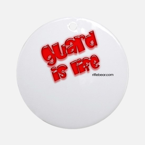 Guard is life