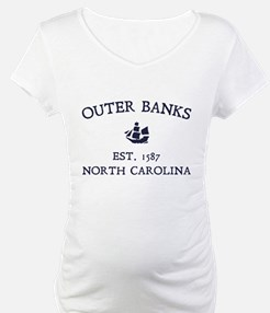 Outer Banks Established 1587 Shirt