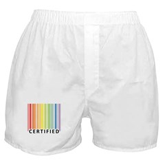 Certified Boxer Shorts