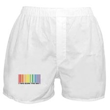 Born This Way Boxer Shorts