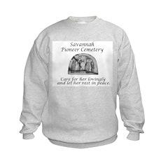 Savannah Pioneer Cemetery Sweatshirt