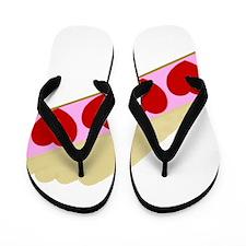 3D Stripes Sandal Flip Flops