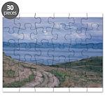 Crinan from Jura puzzle