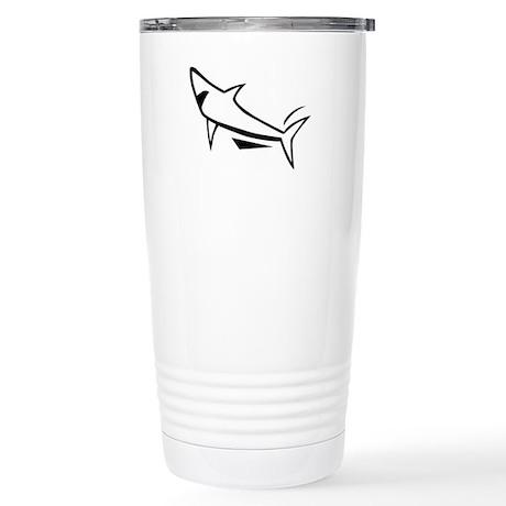 Shark Stainless Steel Travel Mug