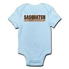 Sasquatch Ninja Infant Creeper