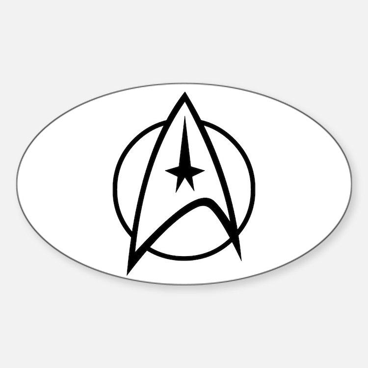 Starfleet Decal