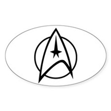 Starfleet Stickers