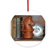 THE INVISIBLE KNIGHT™ Ornament (Round)