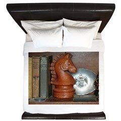 THE INVISIBLE KNIGHT™ King Duvet