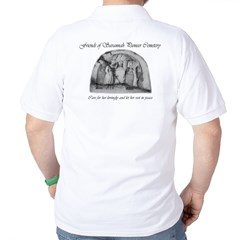 #1 Savannah Pioneer Cemetery Golf Shirt
