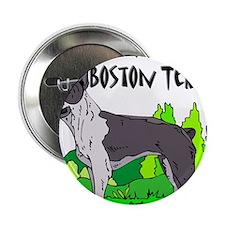 Boston Terrier Button