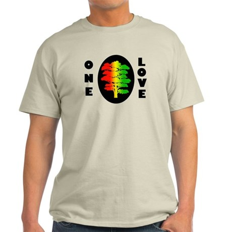 Rasta Tree Light T-Shirt