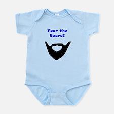 Fear the Beard 1 Infant Bodysuit