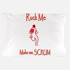 Rugby Ruck Me 6000.png Pillow Case