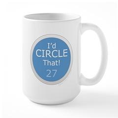 Id Circle That Mug