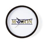 Masons Wall Clock