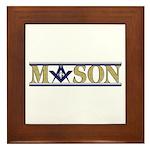 Masons Framed Tile