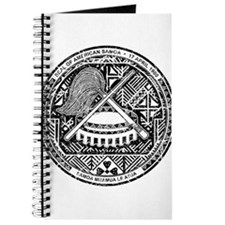 American Samoa Coat Of Arms Journal