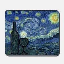 WineyNight.png Mousepad