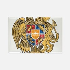 Armenia Coat Of Arms Rectangle Magnet