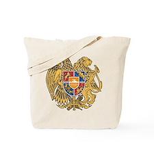 Armenia Coat Of Arms Tote Bag