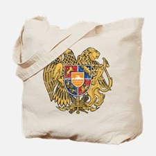Armenia Coat Of Arms Tote Bag