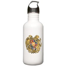 Armenia Coat Of Arms Water Bottle