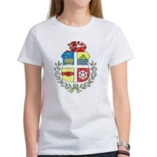 Aruba Coat Of Arms Tee