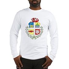Aruba Coat Of Arms Long Sleeve T-Shirt