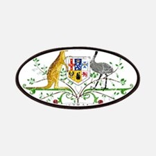 Australia Coat Of Arms Patches