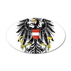 Austria Coat Of Arms Wall Decal