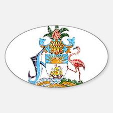 Bahamas Coat Of Arms Decal