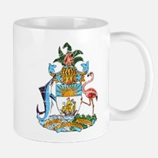 Bahamas Coat Of Arms Mug