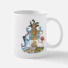 Bahamas Coat Of Arms Small Small Mug