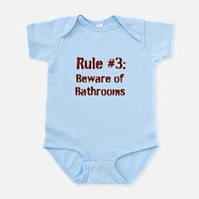 Rule #3 Infant Bodysuit