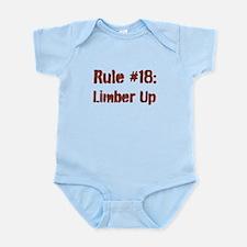 Rule #18 Infant Bodysuit