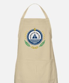 Cape Verde Coat Of Arms Apron
