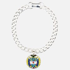 Colombia Coat Of Arms Bracelet