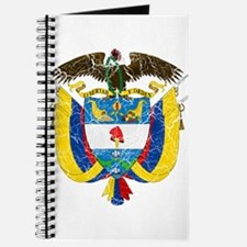 Colombia Coat Of Arms Journal