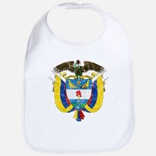 Colombia Coat Of Arms Bib