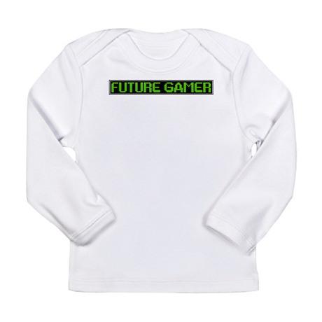 Future Gamer Long Sleeve Infant T-Shirt