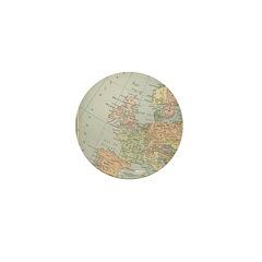 Europe - Mini Button (100 pack)