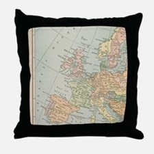 Europe - Throw Pillow