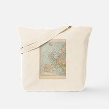 Europe - Tote Bag