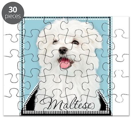 Cute Maltese Puzzle