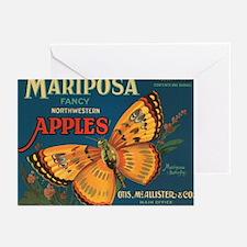 Mariposa - Greeting Cards (Pk of 10)