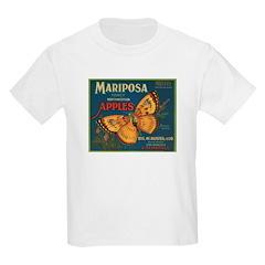Mariposa - Kids Light T-Shirt