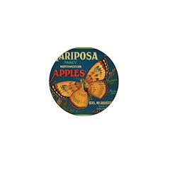 Mariposa - Mini Button (100 pack)
